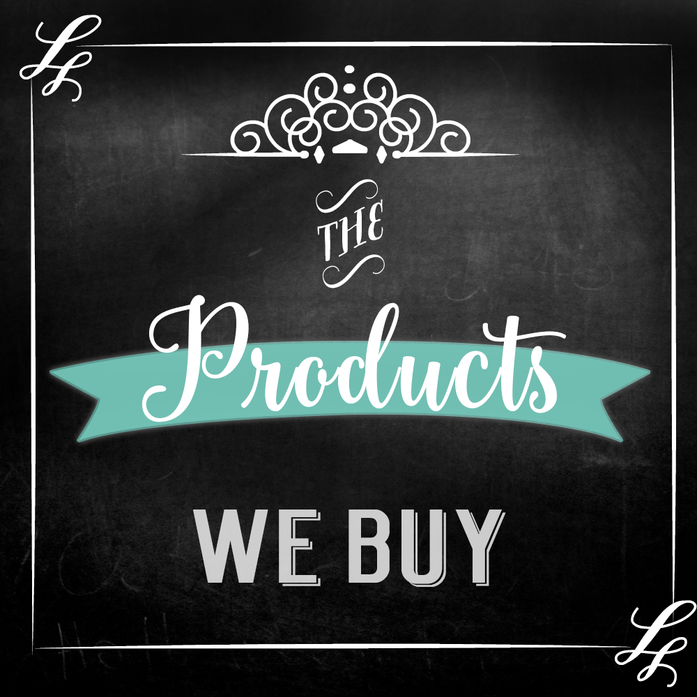 products we buy